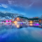 Gasteinertal: Winter in der Alpentherme