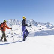 Schneeschuhwandern zum Muttjöchle (c) Alex Kaiser, Klostertal Tourismus