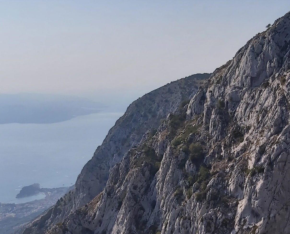 Naturpark Biokovo, Dalmatien